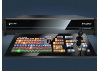 TriCaster TC1 (2RU) with TC1SP small control surface